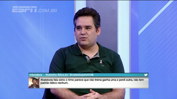 Bertozzi analisa momento do Palmeiras e diz: 'Time pode terminar o ano com uma curva para cima'