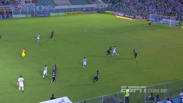 Série B: Gol de Paysandu 0 x 1 Figueirense
