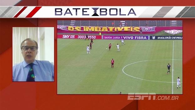 'Precisamos usar legado da Chapecoense para deixar futebol mais solidário e fraterno', diz presidente do Atlético-PR