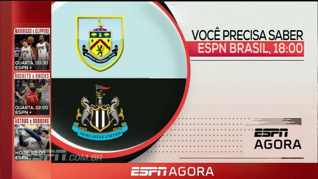 Premier League, NFL e NHL; veja os destaques da programação desta segunda-feira nos canais ESPN