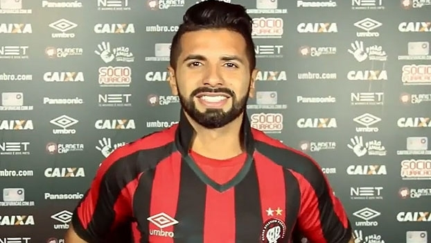 Guilherme comemora reencontro com Autuori e promete: 'Torcedor pode esperar empenho'