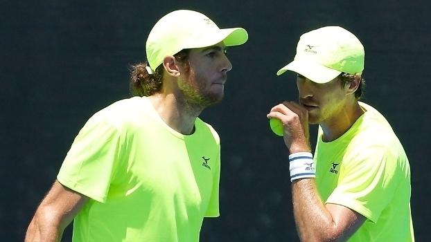 Australian Open: Lances de Demoliner/Daniell 2 x 0 Ram/Klaasen