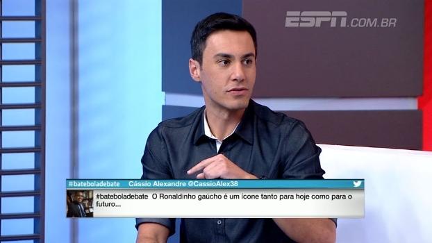 Quem foi o melhor brasileiro no Barcelona? R. Gaúcho, Ronaldo, Rivaldo, Romário ou Neymar?