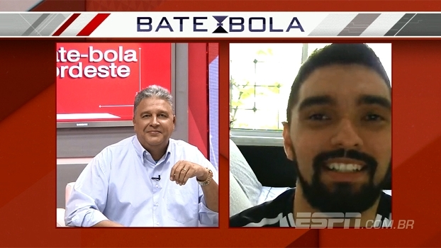 Torcedor do Ceará mostra empolgação e diz que clube vai tirar Vasco da Série A