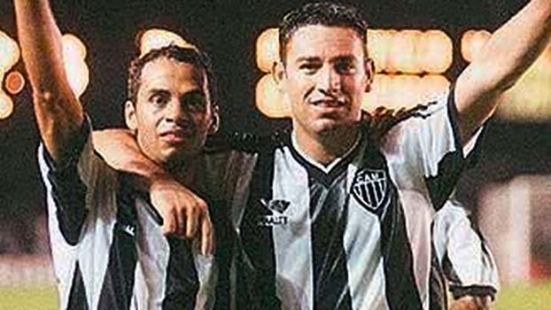 Nas 4as do Brasileiro 1999, Atlético-MG, de Guilherme e Marques, eliminou Cruzeiro, de Muller e Levir