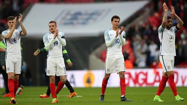 Veja os melhores momentos da vitória da Inglaterra sobre a Lituânia por 2 a 0