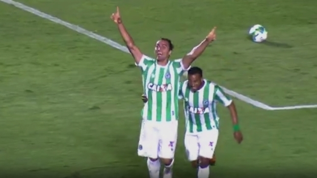 Série B: Gols de Goiás 4 x 0 Paraná Clube