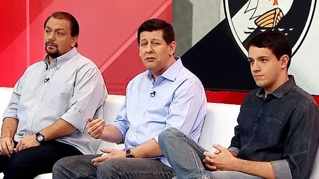 Unzelte não concorda com saída de Doriva e diz: 'Situação do Vasco é pior do que pensamos'