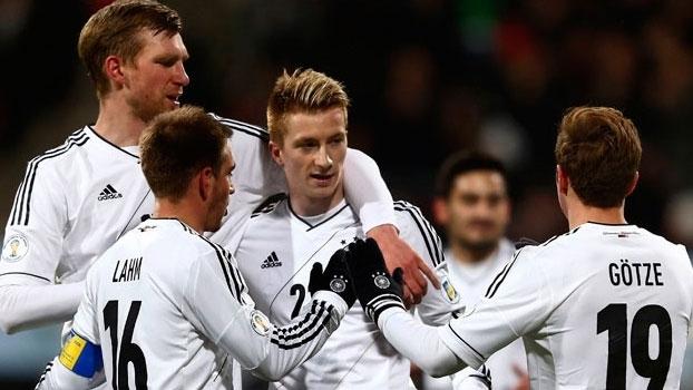 8c1dd675dd300 Bayern e Dortmund formam base da seleção alemã e sonham com final germânica  na Champions