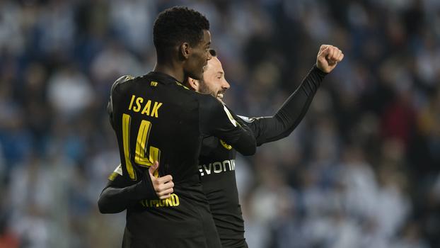 Veja os melhores momentos de Magdeburg 0 x 5 Borussia Dortmund