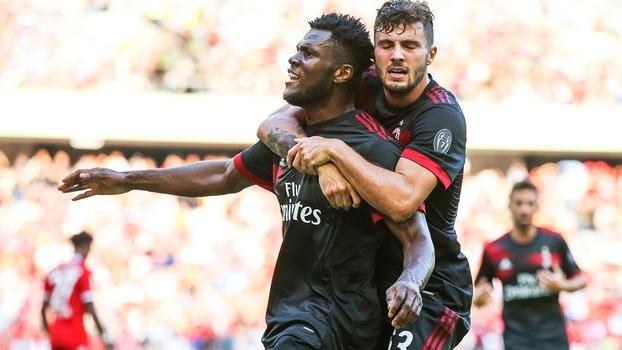 Assista aos melhores momentos da vitória do Milan sobre o Bayern de Munique por 4 a 0!