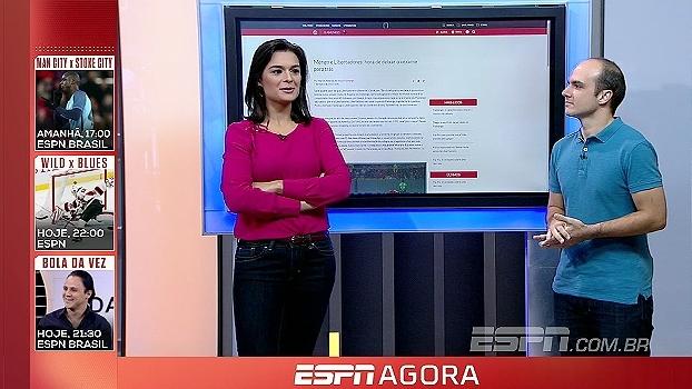 Petr Cech e estreias de Flamengo e Atlético-PR na Libertadores; veja os destaques do ESPN FC