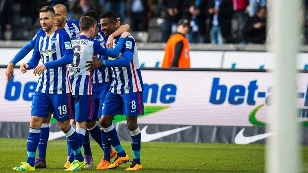 Resultado de imagem para Ingolstadt x Hertha Berlin