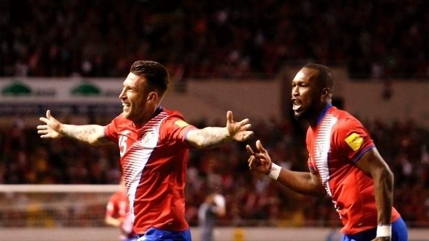 Assista aos gols da vitória da Costa Rica por 2 a 1 sobre Trinidad e Tobago