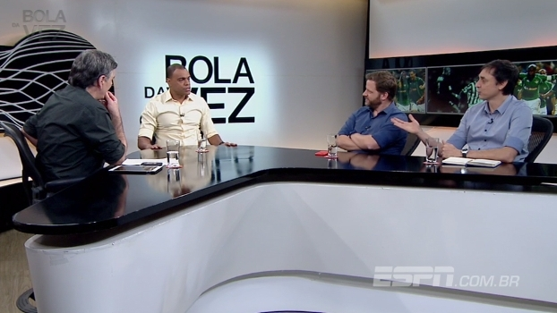 Denílson revela vaidade no Fla de 2000 e racha entre Edílson e Petkovic