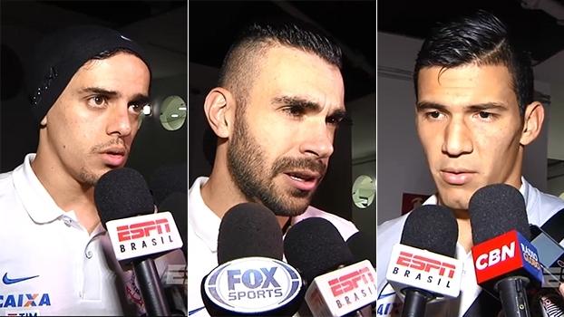 Para Fagner, Corinthians não foi bem diante do Coelho; Balbuena fala sobre possível retorno de Pato