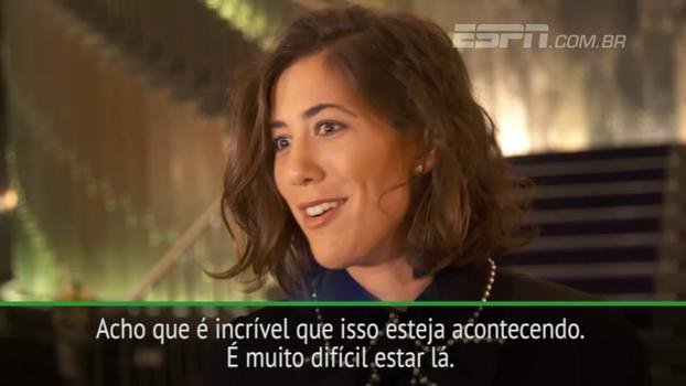 Muguruza cita dificuldade do mesmo país ser líder em ambos os rankings do tênis, e declara: 'Ótimo ter Nadal do meu lado'