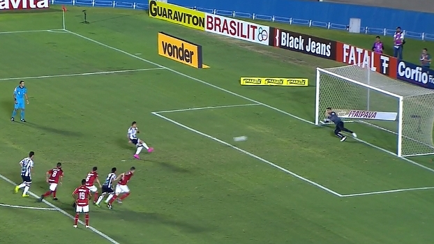 Série B: Gols de Vila Nova 1 x 1 Ceará