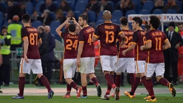 Resultado de imagem para Roma x Sampdoria