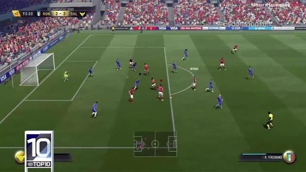 Finais emocionantes no FIFA, Street Fighter e LoL; veja o Top 10 de eSports em maio