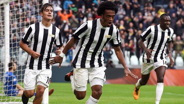 Italiano: Gols de Juventus 2 x 1 Benevento