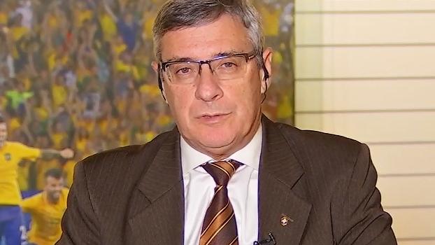 Coronel Marinho exige rigor contra simulações e diz: 'Precisamos reeducar técnicos e jogadores'