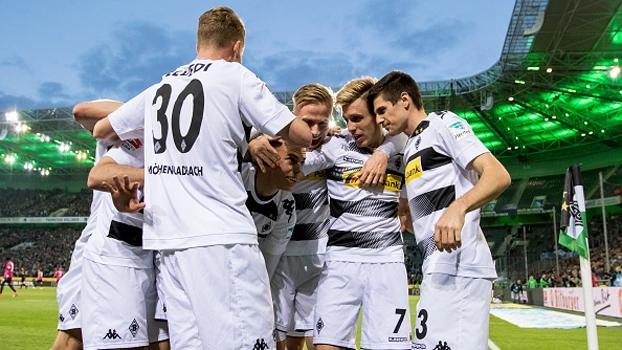 Com gol solitário, M'Gladbach impõe 3ª derrota seguida ao Hertha e vai à 9ª colocação