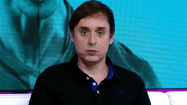 Tironi comenta comemoração de Tite em gol de Jô: 'Ele poderia ter se preservado'
