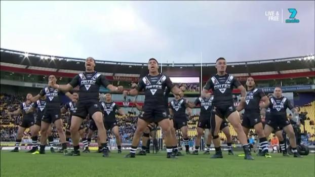 Nova Zelândia e Fiji protagonizam duelo de 'Hakas' antes de partida de rugby