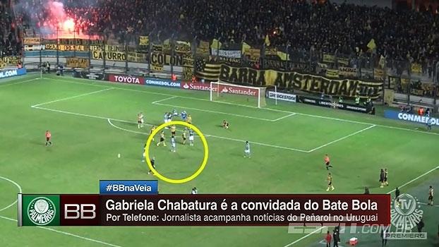 Jornalista no Uruguai: Justiça uruguaia solicita imagens da TV Palmeiras para análise do caso