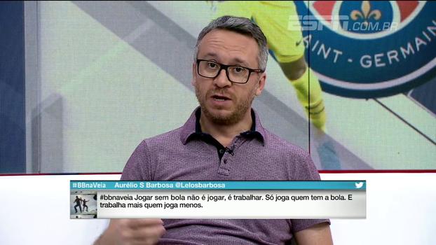 Maurício Barros: 'O Neymar vai ter que encontrar o limite entre a competitividade e o futebol arte'