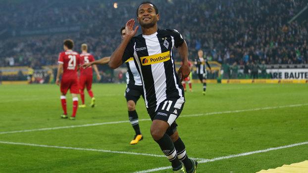 Veja os melhores momentos da vitória do Borussia Mönchengladbach sobre o Stuttgart por 2 a 0 pela Bundesliga