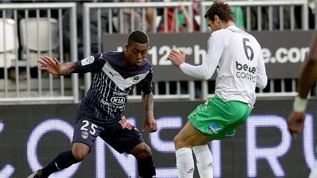 Francês: Gols de Bordeaux 1 x 4 Saint-Etienne