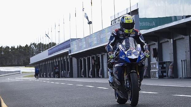 Em corrida com vários  incidentes, Caricasulo vence circuito internacional de superbikes na Tailândia