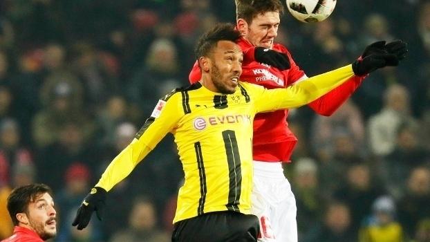 Bundesliga: Gols de Mainz 1 x 1 Borussia Dortmund