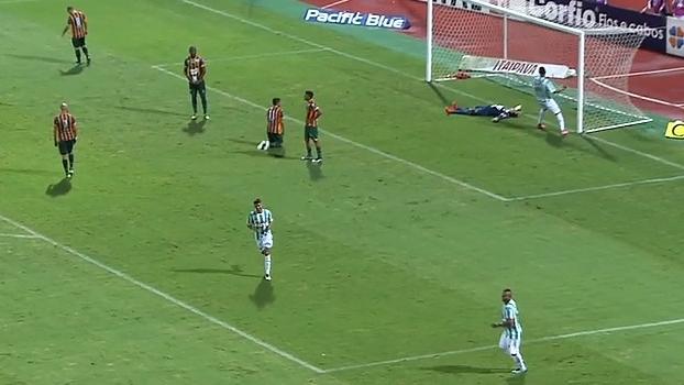 Série B: Gols de Goiás 2 x 1 Sampaio Corrêa