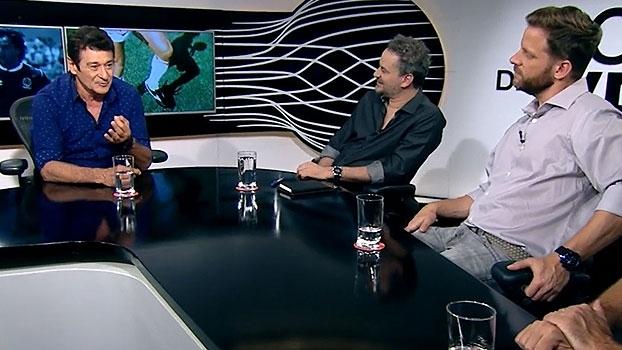 Dario Pereyra elege Maradona como jogador mais difícil que enfrentou: 'Imparável'