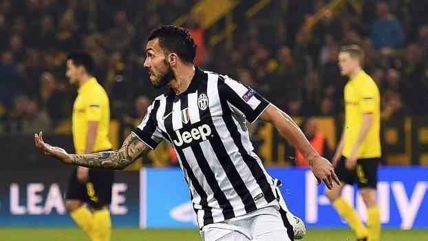 Champions League (oitavas - volta): Gols de Borussia Dortmund 0 x 3 Juventus