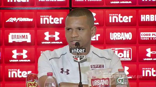Edimar vê São Paulo favorito contra o Grêmio e fala sobre oportunidades: 'Esperava já ter jogado'