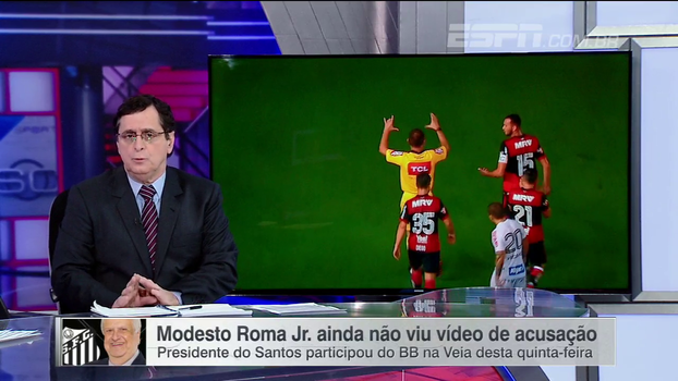 Santos alega interferência e quer anular jogo com o Fla; veja a opinião de Antero Greco