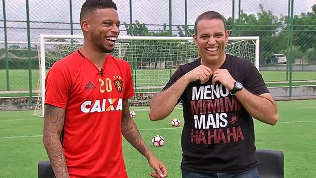 Da balada ao amor: André revela lado romântico, fala da amizade com Neymar e ensina dancinha no 'Além da Bola'