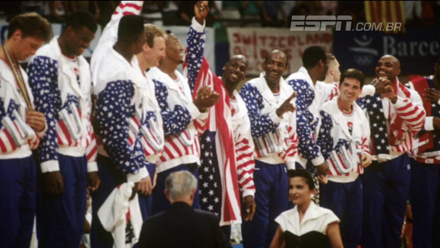 'Elogio do Magic Johnson foi minha medalha de ouro'; os bastidores na 2ª parte da matéria especial dos 25 anos do Dream Team