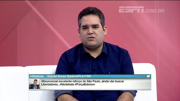Bertozzi analisa empate 'na raça': 'São Paulo é uma obra em curso e o Grêmio é um time'