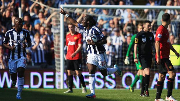 2013: com hat-trick, Lukaku comandou reação incrível do West Bromwich em jogo de 10 gols contra o United