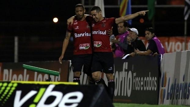 Assista aos gols da vitória do Brasil de Pelotas sobre o Bragantino por 2 a 0!