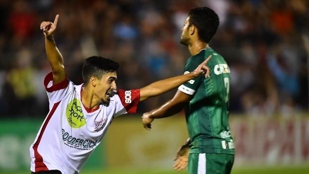 Veja os melhores momentos da vitória do Paulista sobre a Chapecoense por 1 a 0