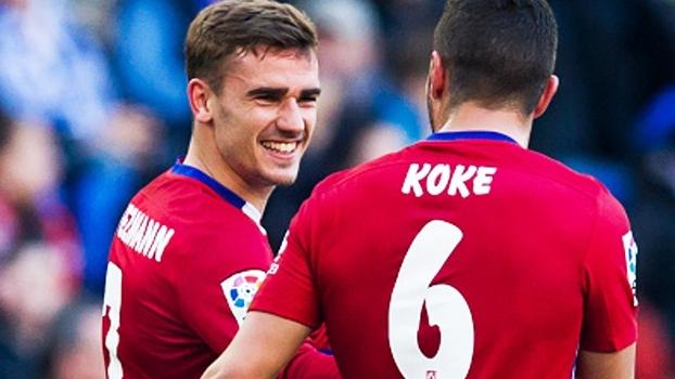 Espanhol: Melhores momentos de Espanyol 1 x 3 Atlético de Madri