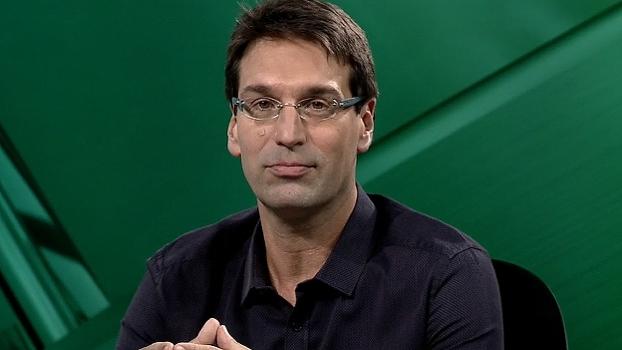 Arnaldo vê Muralha abaixo do nível de goleiros dos outros times brasileiros da Libertadores