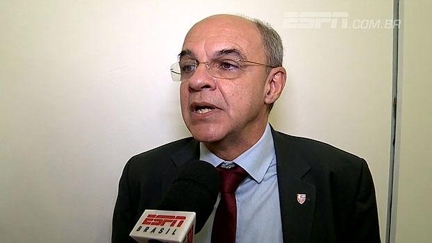 Bandeira de Mello fala sobre situação de negociação por Éverton Ribeiro