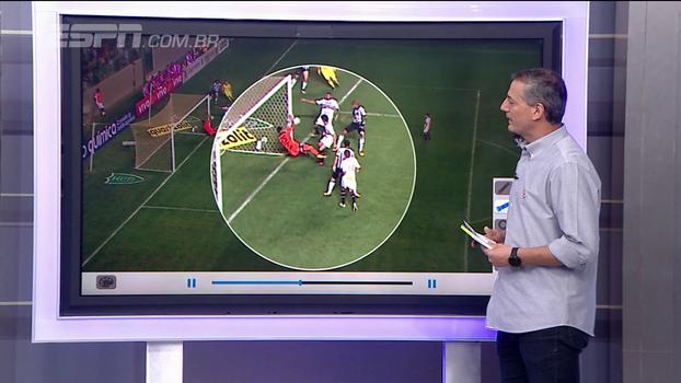 Sálvio analisa e diz que Atlético-MG teve gol não marcado contra o São Paulo